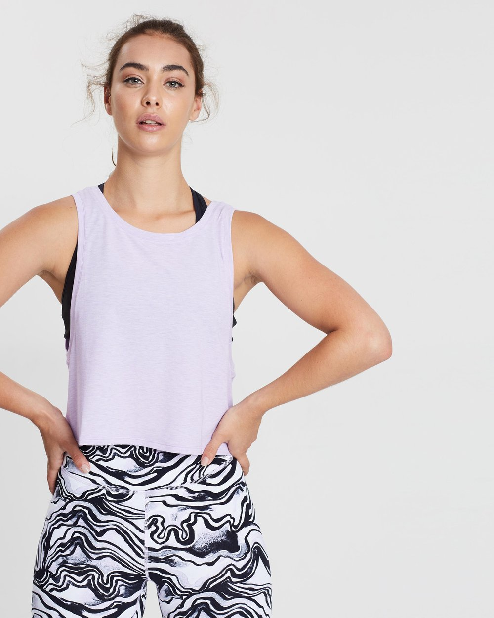 9c71a7366fc Transform Two Way Crop Tank by New Balance Online | THE ICONIC | Australia