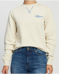 R.M.Williams - R.M.W. Mini Script Crew Neck