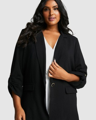 Estelle Genius Jacket - Blazers (Black)