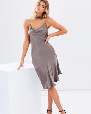 Backstage – Jessica Dress – Dresses (Mocha)