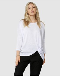 Betty Basics - Atlanta 3/4 Sleeve Top