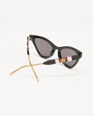 Gucci GG0597S001 - Sunglasses (Black)