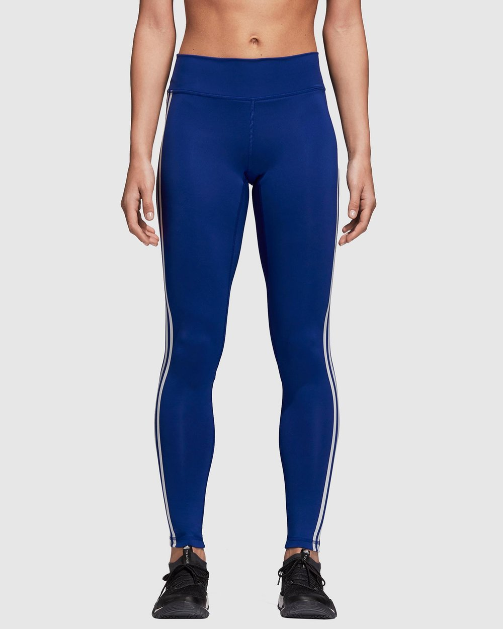 fbb0608379d Believe This 3-Stripes Tights by adidas Performance Online | THE ICONIC |  Australia