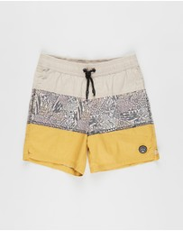 St Goliath - Tour Shorts - Kids-Teens