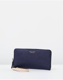 Oroton - Estate Zip Around Wallet