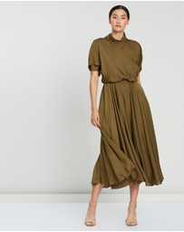 CAMILLA AND MARC - Teresa Midi Dress