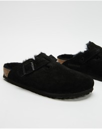 Birkenstock - Boston Shearling Narrow - Women's