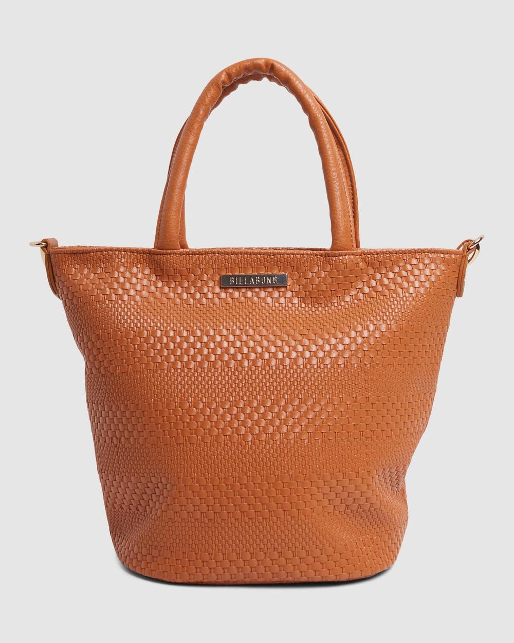 Billabong Brunchin Carry Bag Bags TAN