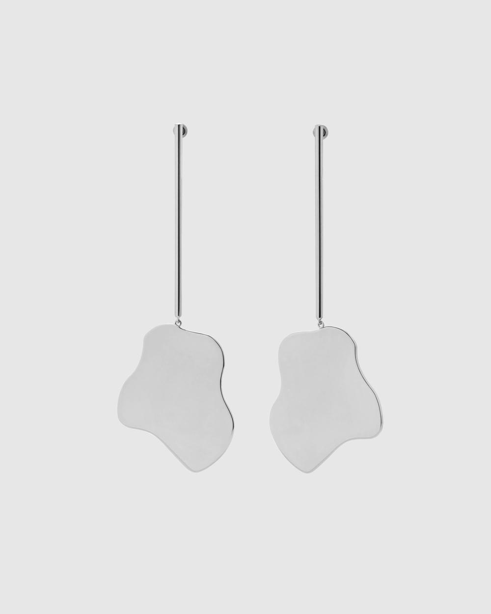 ALIX YANG Harper Earrings Jewellery Silver
