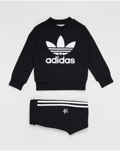 adidas Originals - Crew Sweatshirt Set - Kids