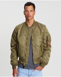 Alpha Industries - MA-1 Slim Jacket