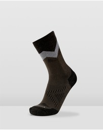Le Bent - Le Outdoor Light Crew Socks