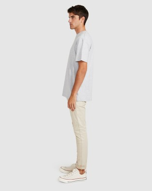 Arvust Good Times T Shirt - Short Sleeve T-Shirts (LIGHT GR)