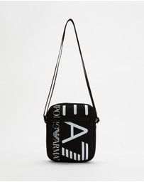 Emporio Armani EA7 - Crossbody Bag with EA7 Logo