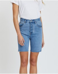 Atmos&Here - Ella Denim Shorts