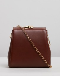 Little Liffner - Mademoiselle Mini Chained Bag