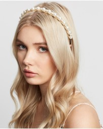 Morgan & Taylor - Perla Headpiece