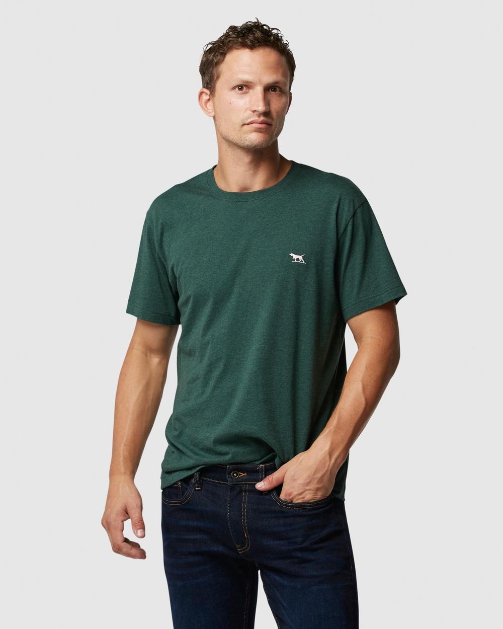 Rodd & Gunn The T Shirt T-Shirts Singlets Pine T-Shirt Australia