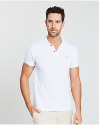 BOSS - Prime Cotton Logo Polo