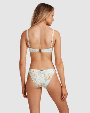 Billabong Laguna Mia Dd Bralette Bikini Top - Bikini Tops (PASTEL BLUE)