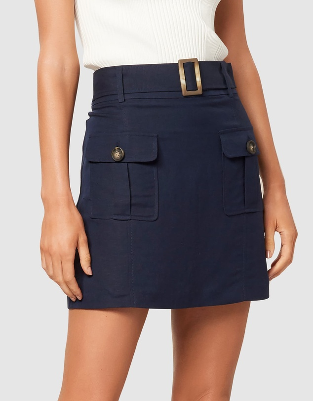 Forever New - Sasha Utility Mini Skirt