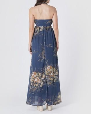 Amelius Delilah Floral Maxi Dress - Printed Dresses (Multi)