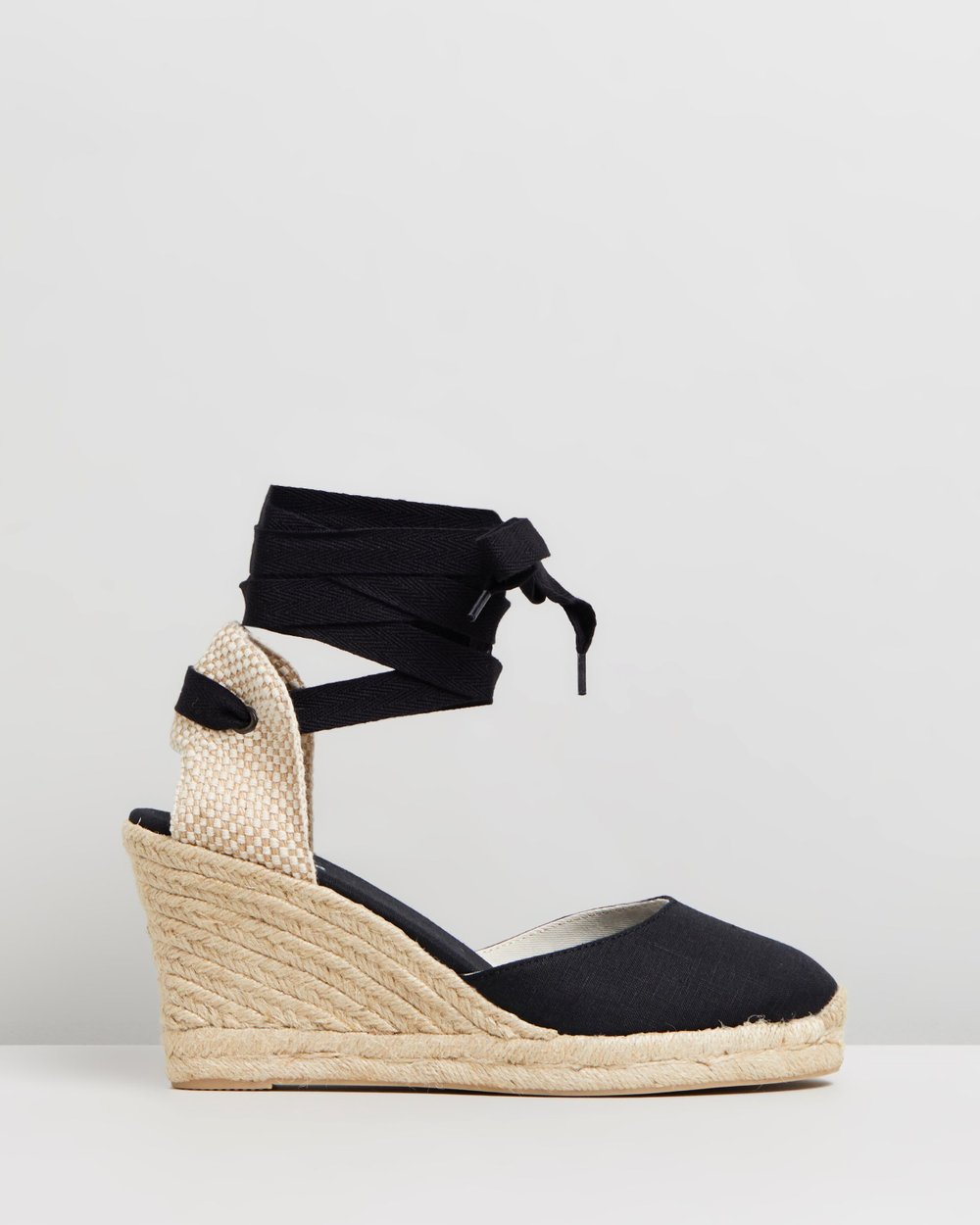 862eae36de29 Tall Linen Wedges by Soludos Online