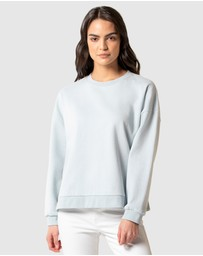 Forever New - Bridie Button Detail Sweat