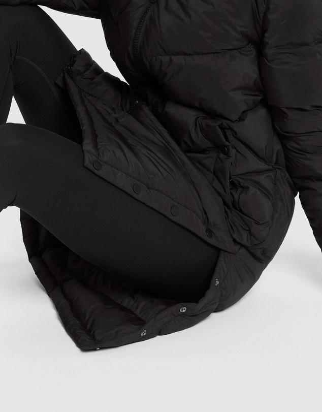 Women Brave The Brrr Puffer Jacket