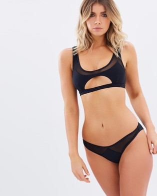 Kopper & Zink – Tommy Bikini Bottoms Black