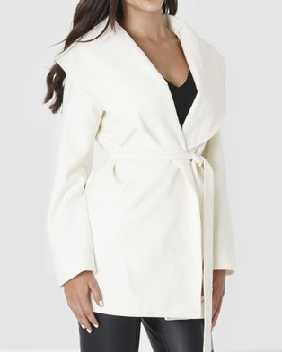 Amelius Audrina Wool Coat - Coats & Jackets (Shell)