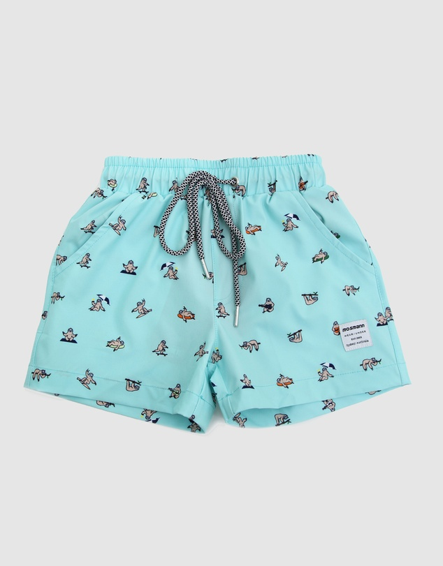 Mosmann - Rocket Swim Shorts - Kids