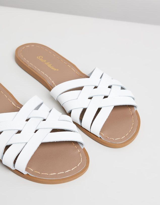 Saltwater Sandals - Womens Retro Slides