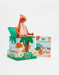 Mizzie The Kangaroo - Mizzie 'Toddler Discovery' Gift Set
