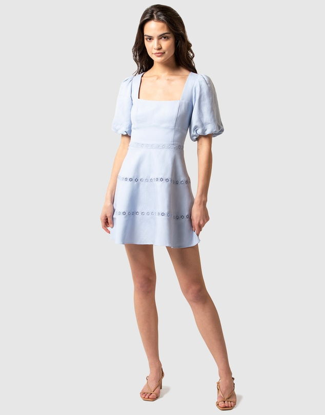 Forever New - Maureen Linen Mini Dress