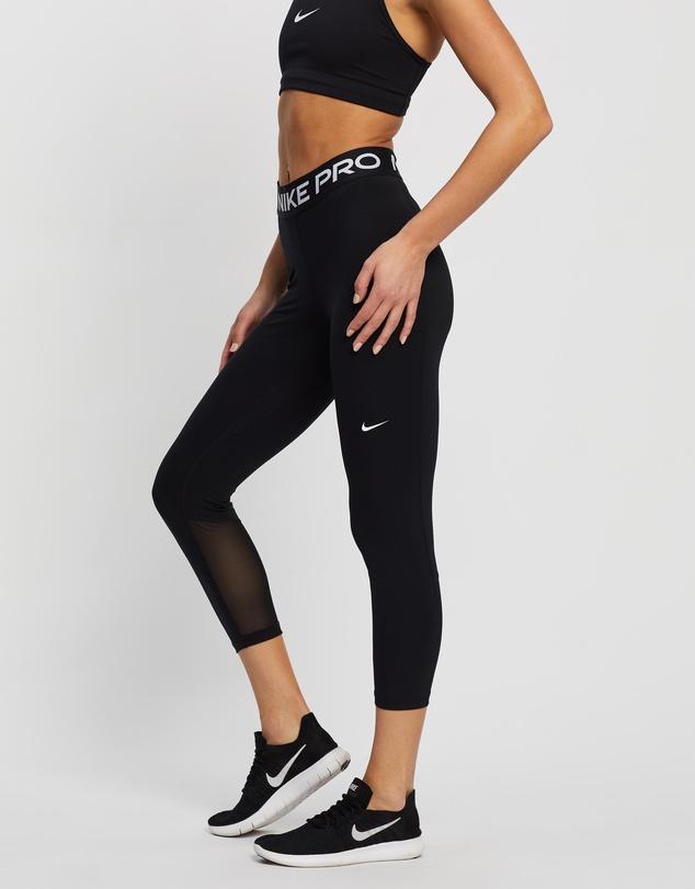 Women Nike Pro 365 Crop Tights