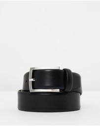 Barney Leather Belt