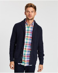 Polo Ralph Lauren - Cotton Shawl Collar Cardigan