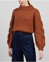 Bec + Bridge - Celeste Knit Jumper