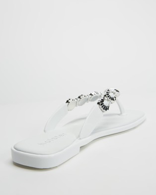 Holster Seascape - Thongs (White)