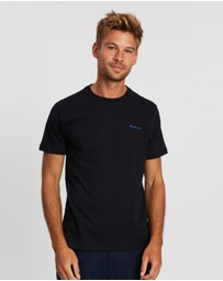 Ben Sherman - Chest Embroidery Tee