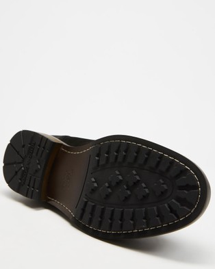 Rodd & Gunn Fendalton Road Boots - Dress Boots (Onyx)