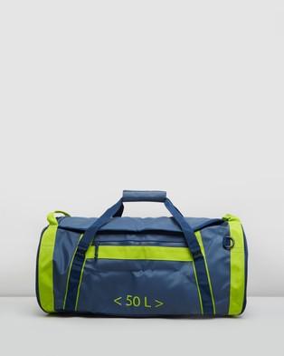 Helly Hansen HH Duffel 2 50L Bag - Outdoors (North Sea Blue)