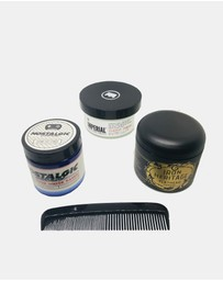 The Pomade Shop - The Pomade Shop Essential Water Based Pack