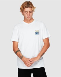 RVCA - Rvca Unplugged Short Sleeve Tee