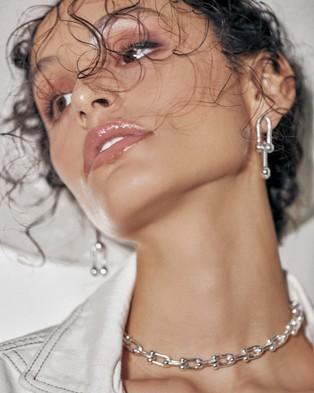 Kitte Bond Necklace - Jewellery (Silver)
