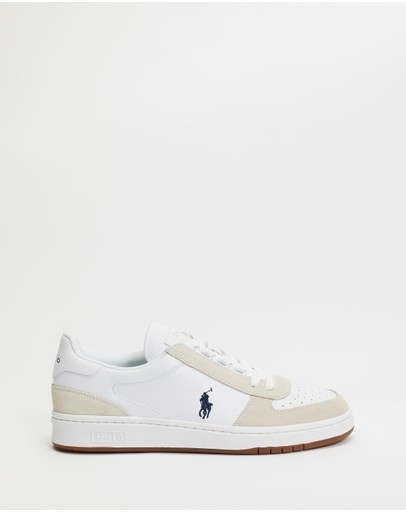 Polo Ralph Lauren - Polo Court PP Sneakers - Unisex