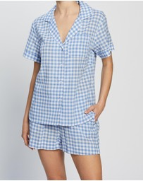 Atmos&Here - Short Cotton PJ Set