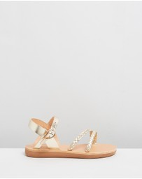 Ancient Greek Sandals - Little Afrodite Soft - Kids