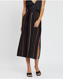 CAMILLA AND MARC - Ziggy Knit Skirt